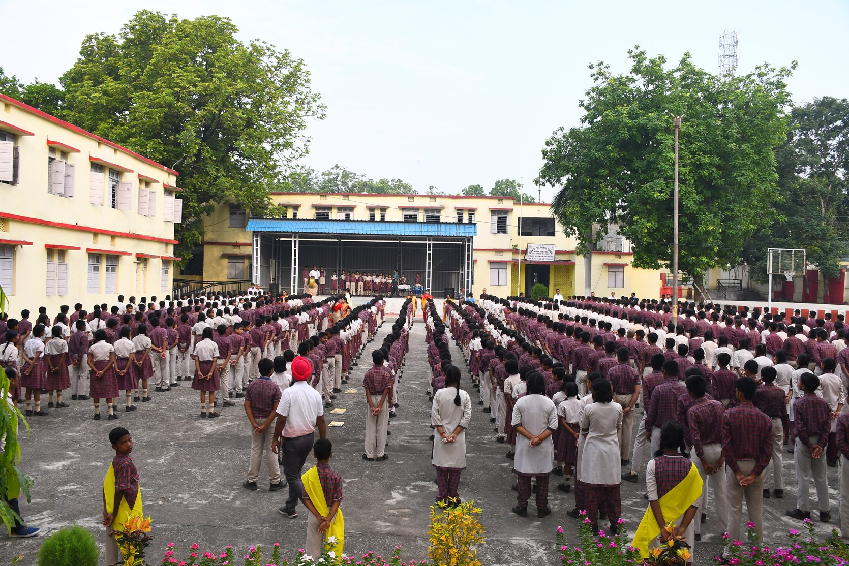MORNING ASSEMBLY