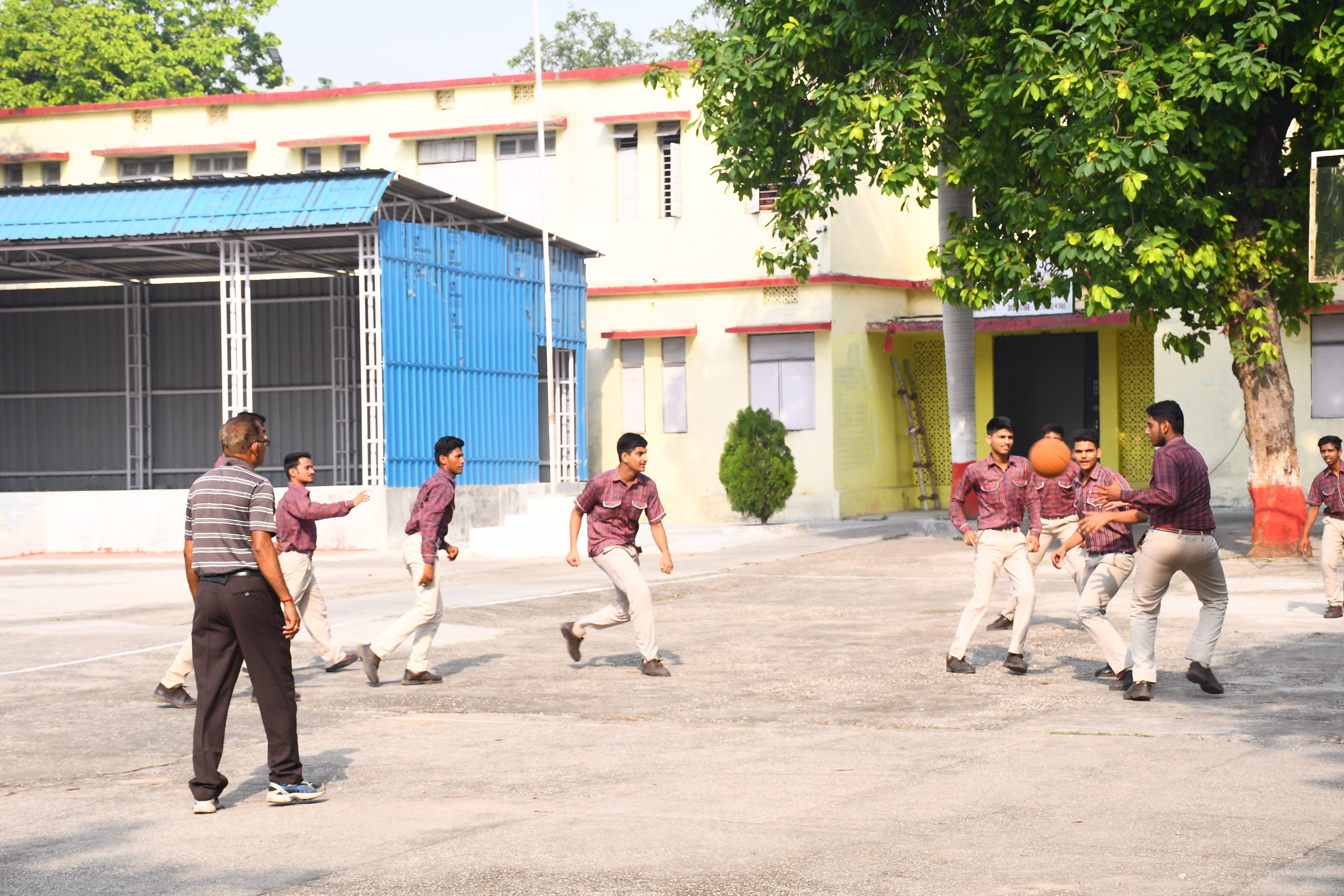 SPORTS DEPARTMENT